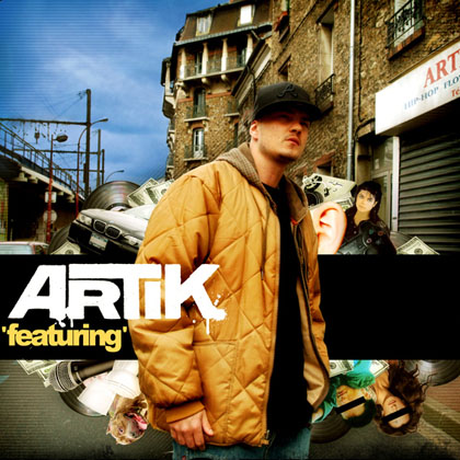 Artik - Featuring (2008)
