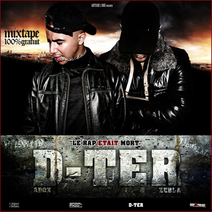 D-Ter - Mixtape Vol. 1 (2009)