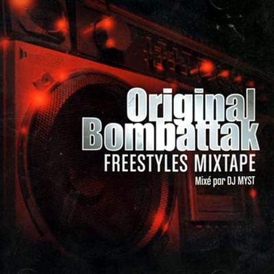V.A. - Original Bombattak Freestyles Mixtape (2006)