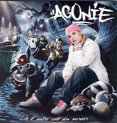 Agonie - De L'autre Cote Du Miroir (2009)