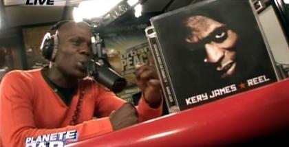 Kery James - Le Retour Du Rap Francais