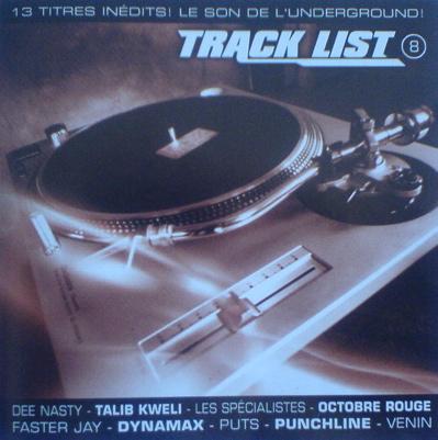 Track List Vol. 8 (2002)