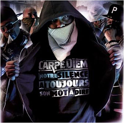 Carpe Diem - Notre Silence A Toujours Son Mot A Dire (2009)