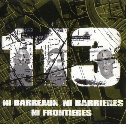 113 - Ni Barreaux, Ni Barrieres, Ni Frontieres (1998)