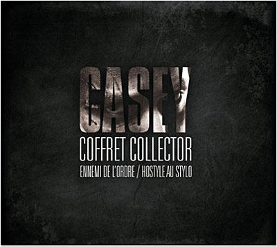 Casey - Ennemi De L'ordre / Hostyle Au Stylo (Coffret Collector) (2009)