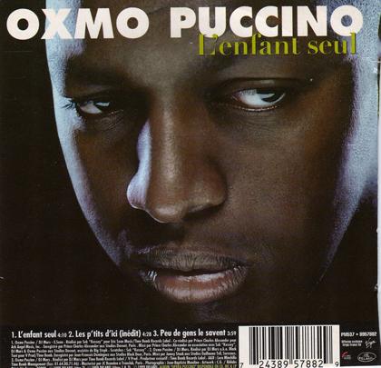 Oxmo Puccino - L'enfant Seul (1999)