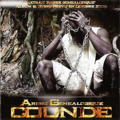 Counde - Arbre Genealogique (2008)