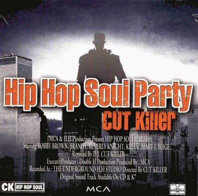DJ Cut Killer & DJ Abdel - Hip-Hop Soul Party Vol. 1 (1996)