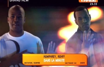 Humphrey & Rohff - Dans La Minute