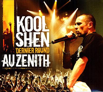 Kool Shen - Dernier Round Au Zenith (2005) [CD & DVDRip]