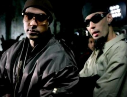 La Fouine feat. Booba - Reste On Chien