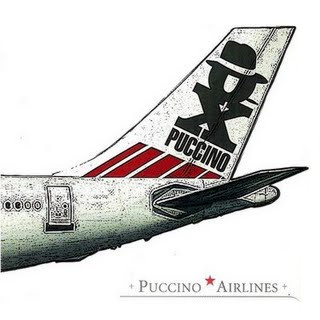 Oxmo Puccino - Puccino Airlines (2004)