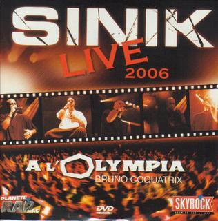 Sinik - Live A L'olympia (2006) [DVDRip]