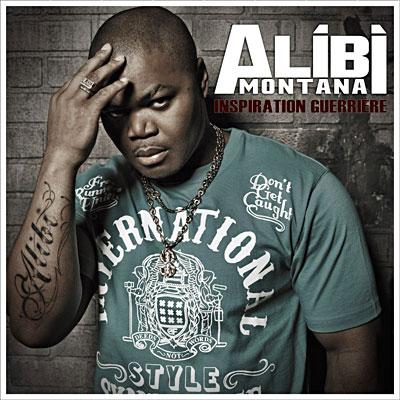 Alibi Montana - Inspiration Guerriere (2007) [CD & DVDRip]