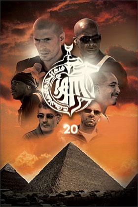 IAM - 20 (2008) [DVDRip & CD]