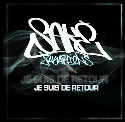 Sake - Je Suis De Retour (2009)