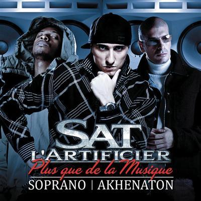 Sat - Plus Que De La Musique (2009)