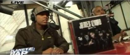 James Izmad - Who's Number One (Planete Rap / 11.11.2009)