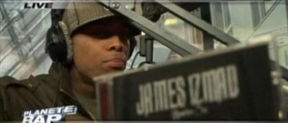 James Izmad - Go (Planete Rap / 11.11.2009)