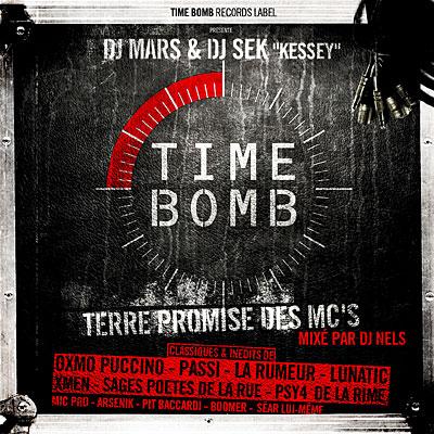 DJ Mars & DJ Sek - Time Bomb (Terre Promise Des MC's) (2009)