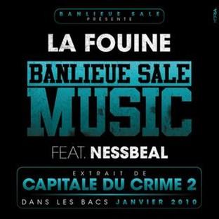 La Fouine - Banlieue Sale Music (2009)