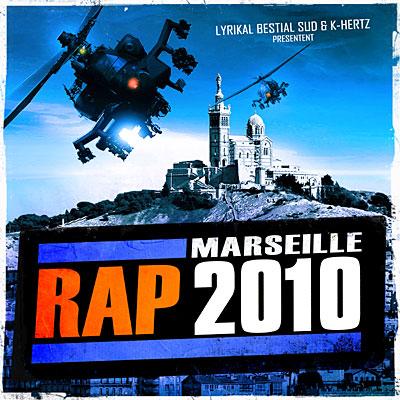 Marseille Rap 2010 (2009)