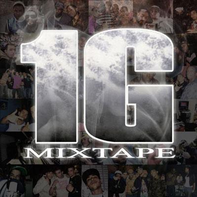 1A Generacion - 1G Mixtape (2009)