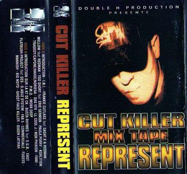 DJ Cut Killer - Represent (1996)