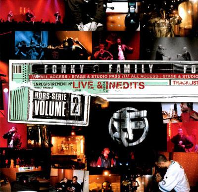 Fonky Family - Hors-Serie Vol. 2 (2001)