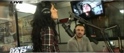 Sarah Riani - Chanson De Vie (Live Planete Rap)