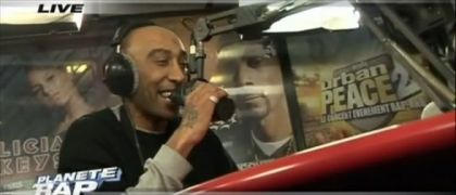 Nessbeal - Rois Sans Couronne (Live Planete Rap)