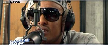 Alonzo - Je Suis Le Quartier (Live Planete Rap)