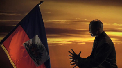 Kery James - Desole (Espoir Pour Haiti) feat. V.A.