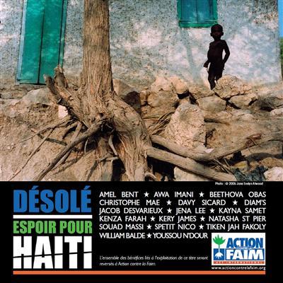Espoir Pour Haiti - Desole (2010)