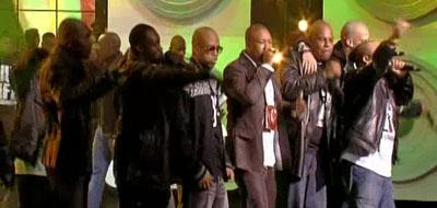 Mafia K'1 Fry - Trop Puissant & Guerre (Live At Hip-Hop Awards 2007)