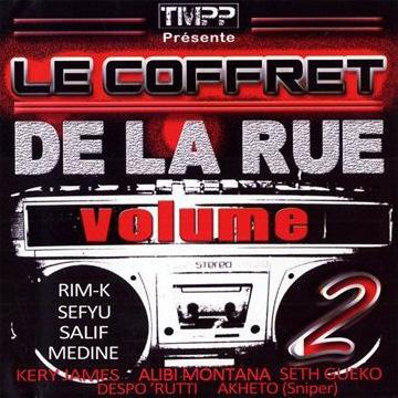 V.A. - Le Coffret De La Rue Vol. 2 (2010)
