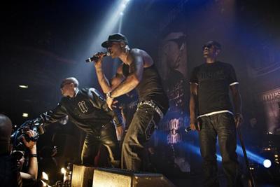 Booba - Autopsie Show (Concert De La Cigale) (26.11.09)