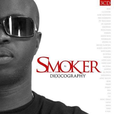 Smoker - Di(x)scography (2010)