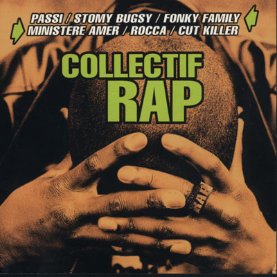 Dee Nasty - Collectif Rap Vol. 1 (1998)