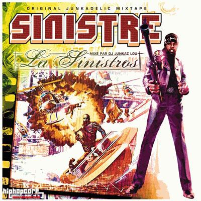 Sinistre - La Sinistros (2004)