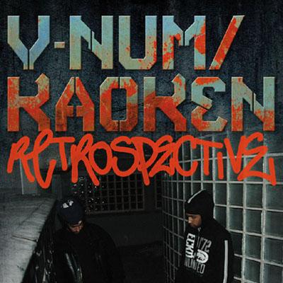 V-Num & Kaoken - Retrospective (2010)
