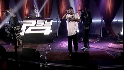 Psy 4 De La Rime - Trabendo Session