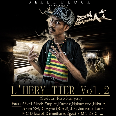 Don Smokilla - L'Hery-Tier Vol. 2 (2010)