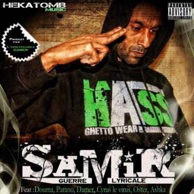 Samir - Guerre Lyricale (2010)