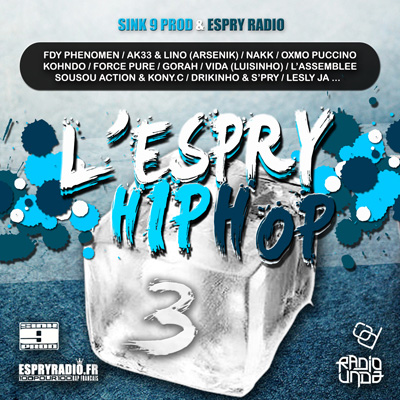 L'espry Hip-Hop Vol. 3 (2009)