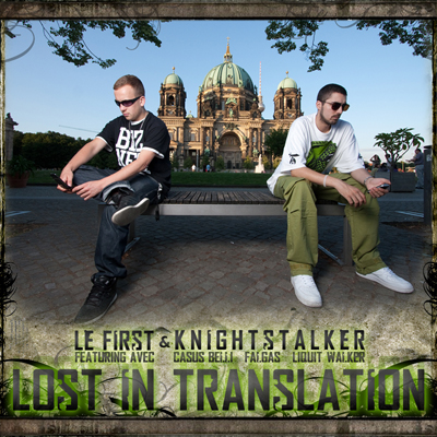 Knightstalker & Le First - Lost In Translation (EP) (2010)