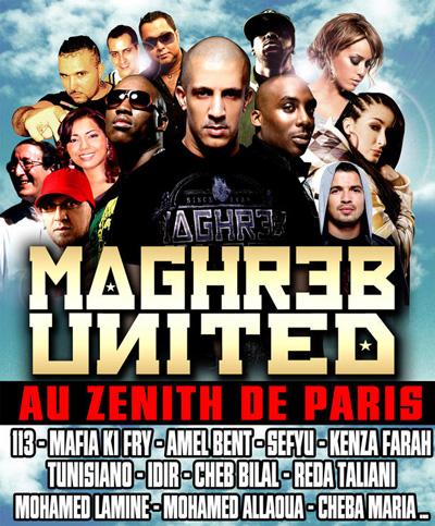 Maghreb United (Live Au Zenith De Paris) (2010)