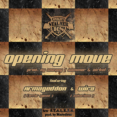 Knightstalker - Opening Move (2010)