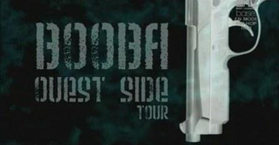 Booba - Ouest Side Tour (Zenith)