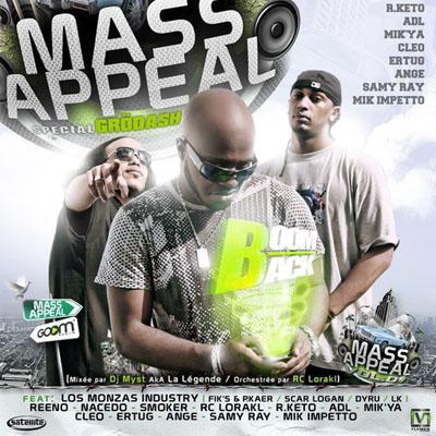 DJ Myst - Mass Appeal Special Grodash Vol. 1 (2010)